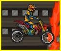 Motociclista de riesgo